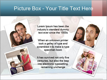 Competition Between Businesspeople PowerPoint Template - Slide 24