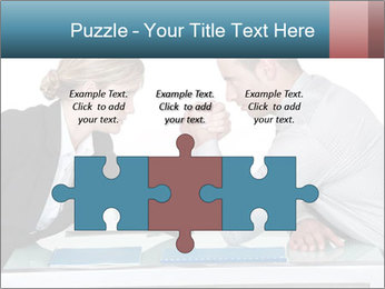 Competition Between Businesspeople PowerPoint Template - Slide 42