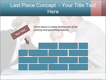 Competition Between Businesspeople PowerPoint Template - Slide 46