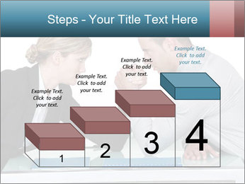 Competition Between Businesspeople PowerPoint Template - Slide 64