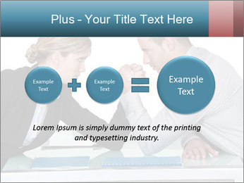 Competition Between Businesspeople PowerPoint Template - Slide 75