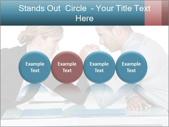 Competition Between Businesspeople PowerPoint Template - Slide 76