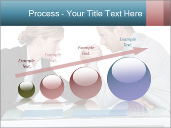 Competition Between Businesspeople PowerPoint Template - Slide 87