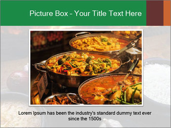 Food And Fire PowerPoint Templates - Slide 15