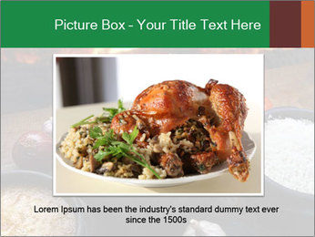 Food And Fire PowerPoint Templates - Slide 16