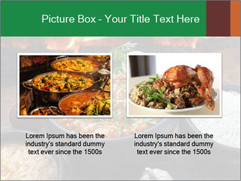 Food And Fire PowerPoint Templates - Slide 18