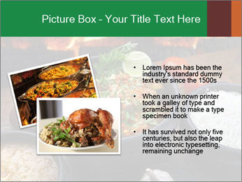 Food And Fire PowerPoint Templates - Slide 20