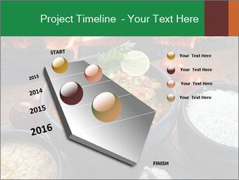 Food And Fire PowerPoint Templates - Slide 26