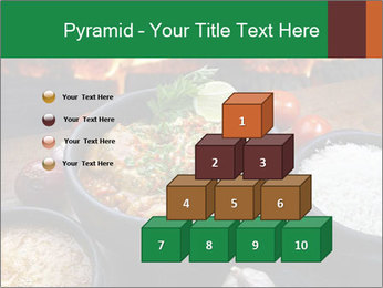 Food And Fire PowerPoint Templates - Slide 31
