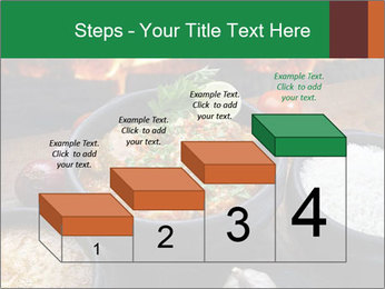 Food And Fire PowerPoint Templates - Slide 64