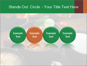 Food And Fire PowerPoint Templates - Slide 76