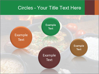 Food And Fire PowerPoint Templates - Slide 77