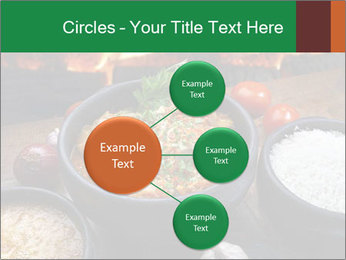 Food And Fire PowerPoint Templates - Slide 79
