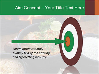 Food And Fire PowerPoint Templates - Slide 83