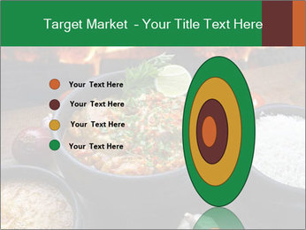 Food And Fire PowerPoint Templates - Slide 84