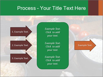 Food And Fire PowerPoint Templates - Slide 85