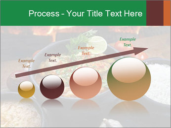 Food And Fire PowerPoint Templates - Slide 87