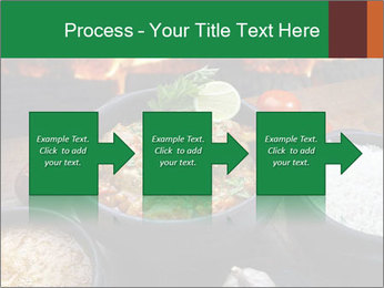 Food And Fire PowerPoint Templates - Slide 88
