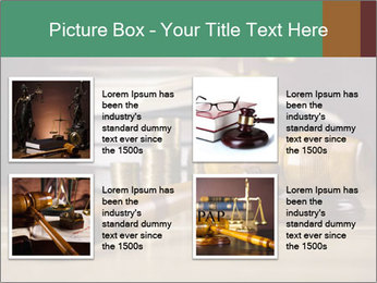Books Of Laws PowerPoint Template - Slide 14