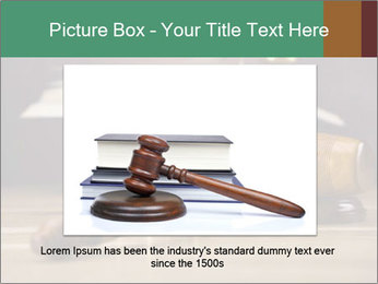 Books Of Laws PowerPoint Template - Slide 15