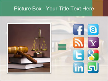 Books Of Laws PowerPoint Template - Slide 21