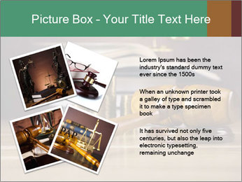 Books Of Laws PowerPoint Template - Slide 23