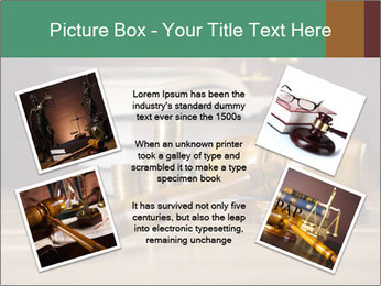 Books Of Laws PowerPoint Template - Slide 24