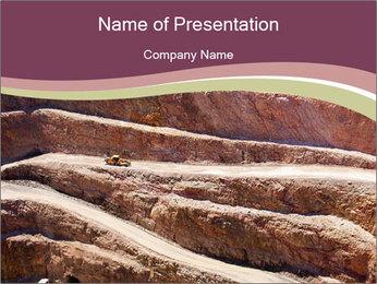 Australian Landscape PowerPoint Template - Slide 1