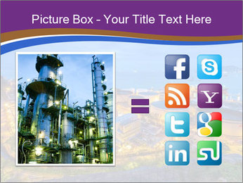 Cemistry Industry PowerPoint Template - Slide 21