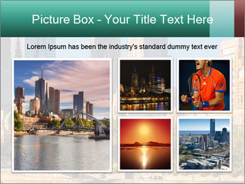 Melbourne City PowerPoint Template - Slide 19