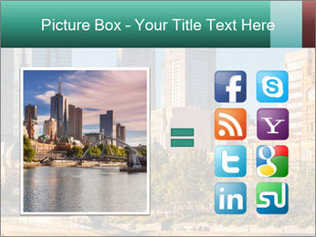 Melbourne City PowerPoint Template - Slide 21