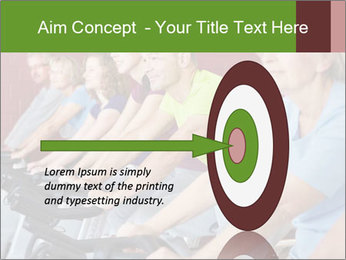 Gym For Cenior People PowerPoint Templates - Slide 83