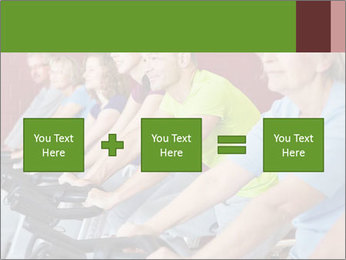 Gym For Cenior People PowerPoint Templates - Slide 95