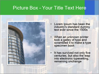 American Skyscrapers PowerPoint Template - Slide 13