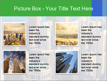 American Skyscrapers PowerPoint Template - Slide 14