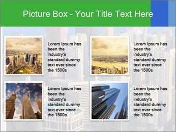 American Skyscrapers PowerPoint Templates - Slide 14