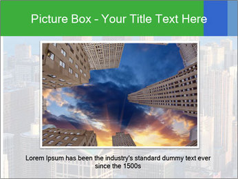 American Skyscrapers PowerPoint Template - Slide 15