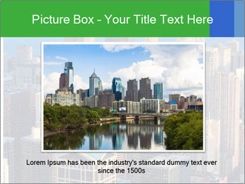 American Skyscrapers PowerPoint Template - Slide 16
