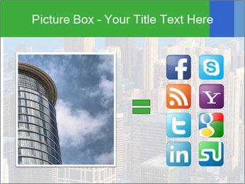 American Skyscrapers PowerPoint Template - Slide 21
