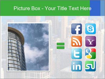 American Skyscrapers PowerPoint Templates - Slide 21