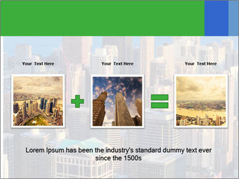 American Skyscrapers PowerPoint Template - Slide 22