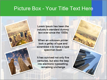 American Skyscrapers PowerPoint Templates - Slide 24