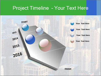American Skyscrapers PowerPoint Template - Slide 26