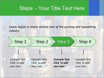American Skyscrapers PowerPoint Template - Slide 4