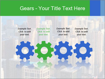American Skyscrapers PowerPoint Template - Slide 48