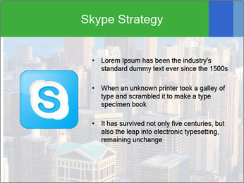 American Skyscrapers PowerPoint Template - Slide 8