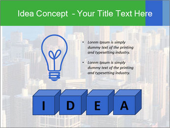 American Skyscrapers PowerPoint Template - Slide 80