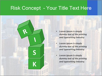 American Skyscrapers PowerPoint Template - Slide 81