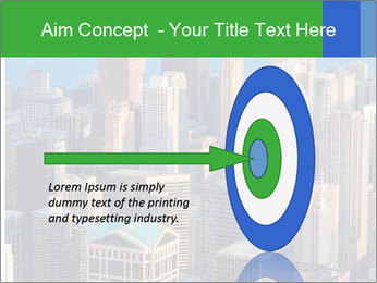 American Skyscrapers PowerPoint Template - Slide 83
