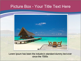 Seaside Landscape PowerPoint Template - Slide 16